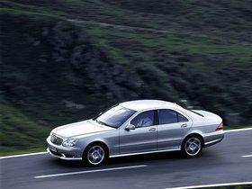 Ver foto 5 de Mercedes S-Klasse S55 AMG W220 2002