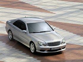 Ver foto 4 de Mercedes S-Klasse S55 AMG W220 2002