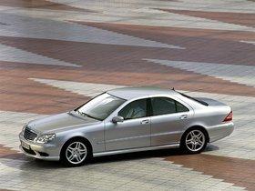 Ver foto 3 de Mercedes S-Klasse S55 AMG W220 2002