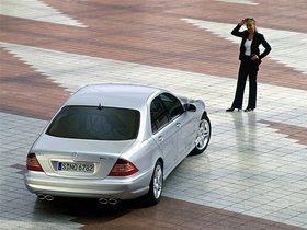 Ver foto 2 de Mercedes S-Klasse S55 AMG W220 2002
