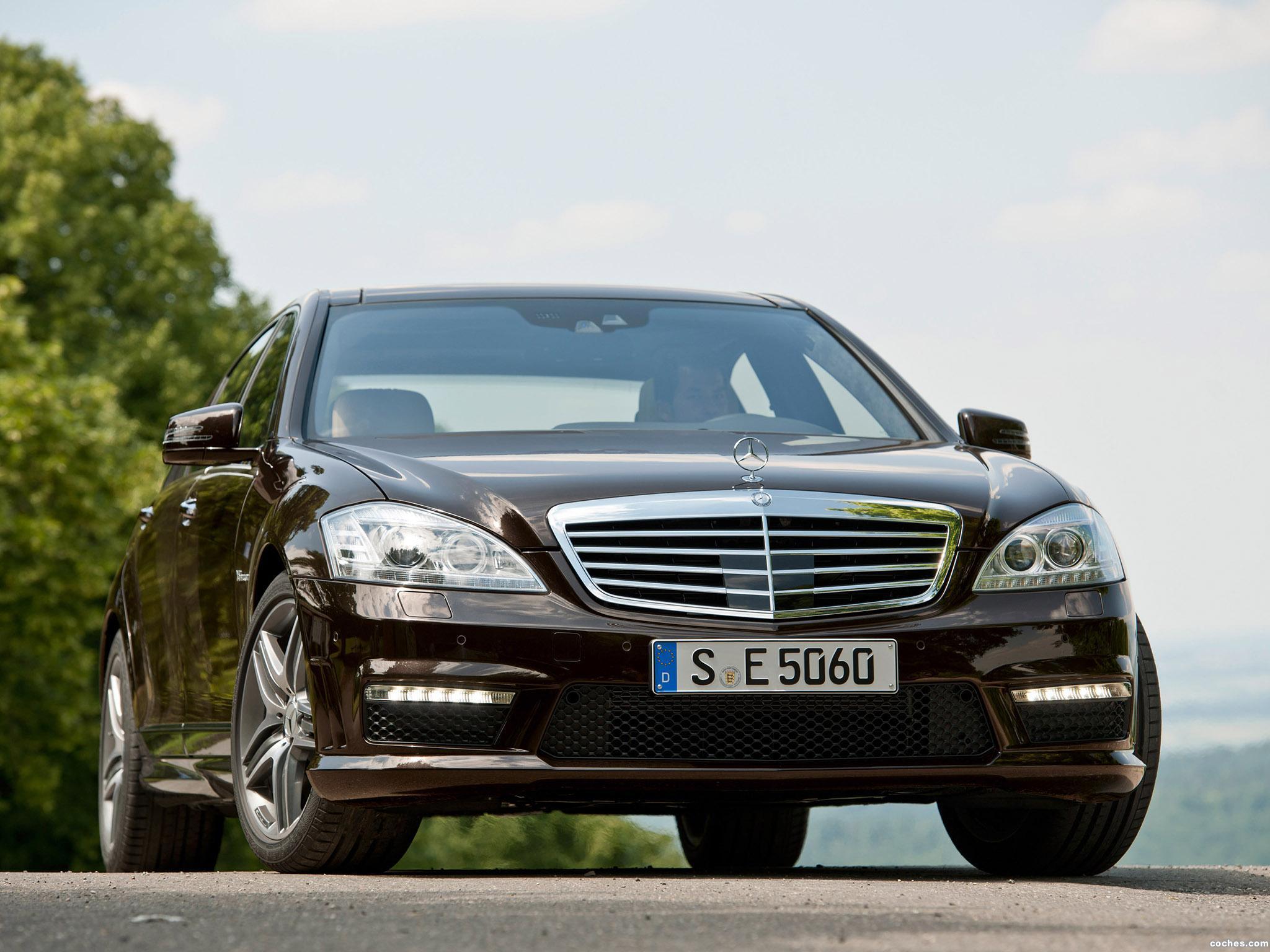 Foto 0 de Mercedes Clase S S63 2010
