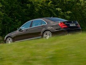 Ver foto 10 de Mercedes Clase S S63 2010