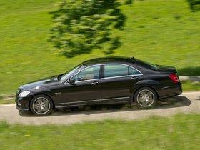 Ver foto 9 de Mercedes Clase S S63 2010
