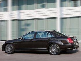 Ver foto 7 de Mercedes Clase S S63 2010
