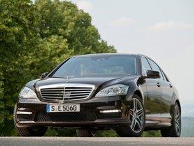 Ver foto 4 de Mercedes Clase S S63 2010