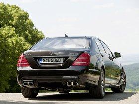 Ver foto 3 de Mercedes Clase S S63 2010