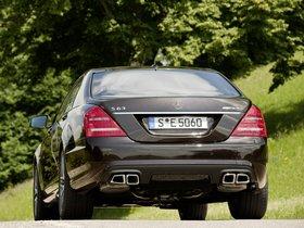 Ver foto 2 de Mercedes Clase S S63 2010