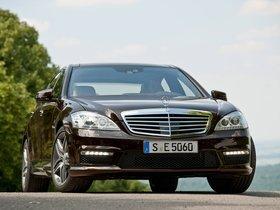 Fotos de Mercedes Clase S S63 2010