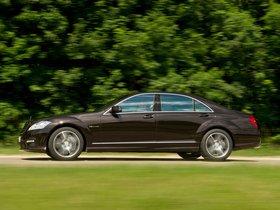 Ver foto 15 de Mercedes Clase S S63 2010