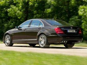 Ver foto 11 de Mercedes Clase S S63 2010