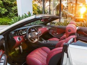 Ver foto 16 de Mercedes AMG S 63 4MATIC Cabriolet A217 2015