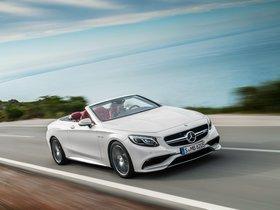 Ver foto 4 de Mercedes AMG S 63 4MATIC Cabriolet A217 2015