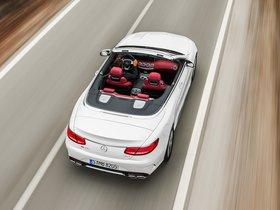 Ver foto 14 de Mercedes AMG S 63 4MATIC Cabriolet A217 2015