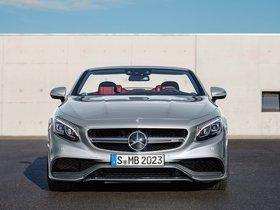 Ver foto 5 de Mercedes AMG S63 4MATIC Cabriolet Edition 130 A217 2016