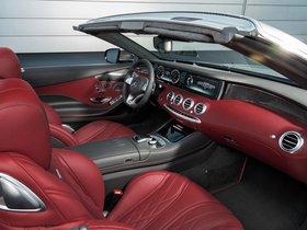 Ver foto 18 de Mercedes AMG S63 4MATIC Cabriolet Edition 130 A217 2016