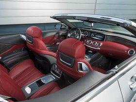 Ver foto 17 de Mercedes AMG S63 4MATIC Cabriolet Edition 130 A217 2016