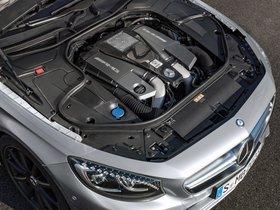 Ver foto 14 de Mercedes AMG S63 4MATIC Cabriolet Edition 130 A217 2016