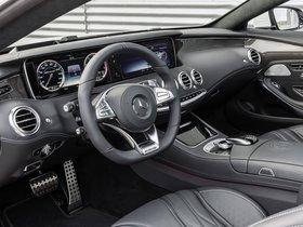 Ver foto 17 de Mercedes Clase S Coupe S63 AMG C217 2014