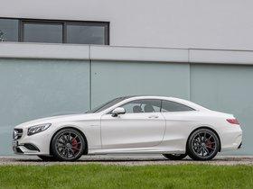 Mercedes Clase S S Coupé 500 4m