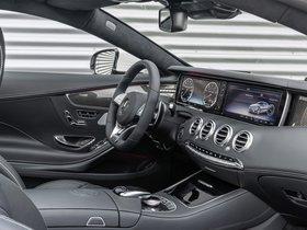 Ver foto 16 de Mercedes Clase S Coupe S63 AMG C217 2014