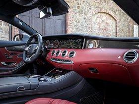 Ver foto 23 de Mercedes Clase S Coupe S63 AMG C217 2014