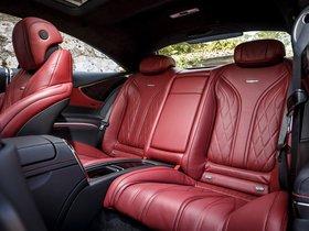 Ver foto 22 de Mercedes Clase S Coupe S63 AMG C217 2014