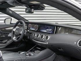 Ver foto 15 de Mercedes Clase S Coupe S63 AMG C217 2014