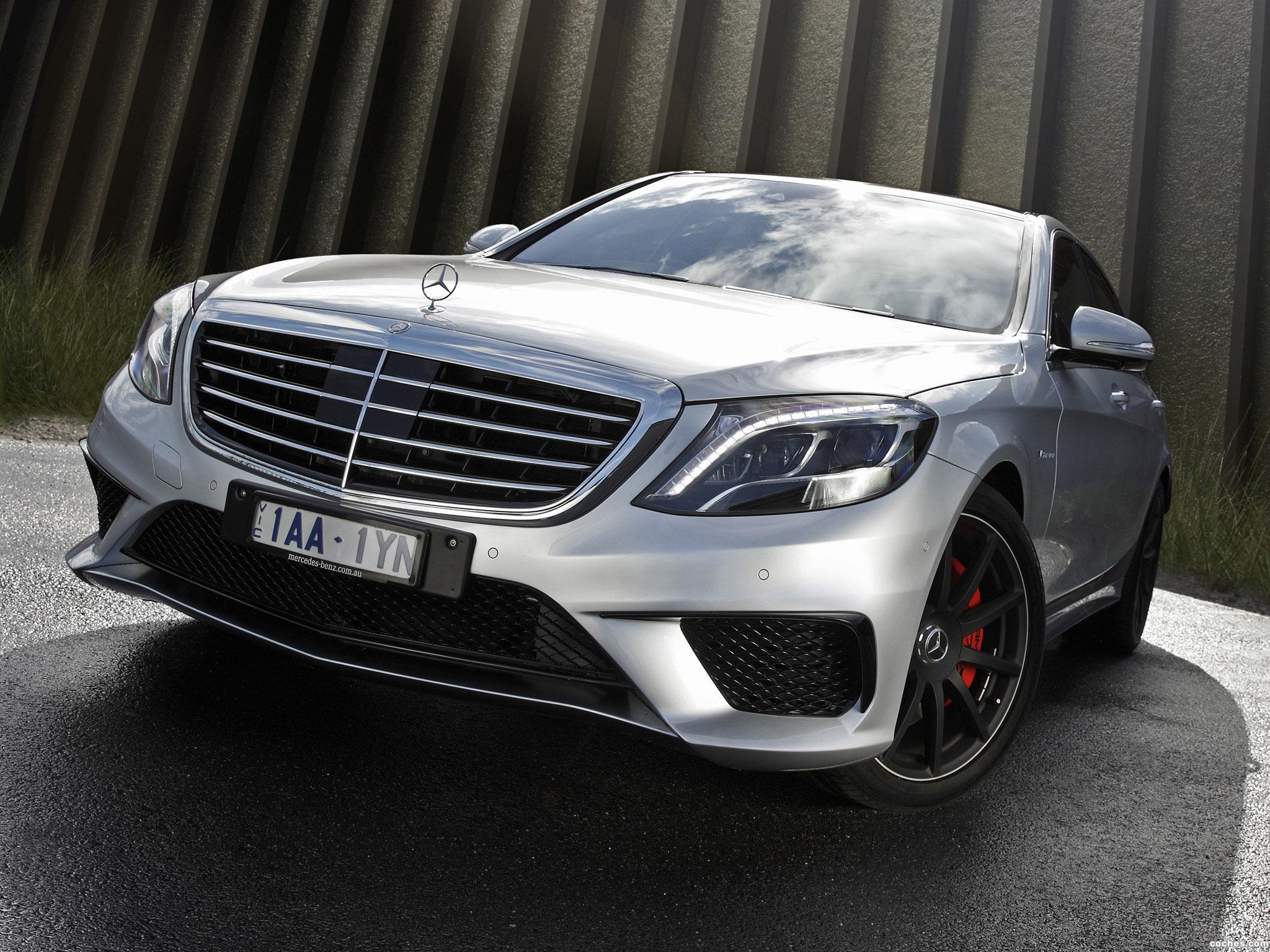 Foto 0 de Mercedes S63 AMG W222 2013