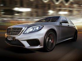 Ver foto 5 de Mercedes S63 AMG W222 2013