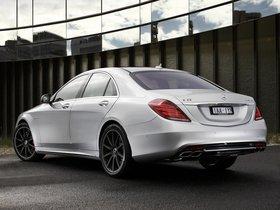 Ver foto 4 de Mercedes S63 AMG W222 2013