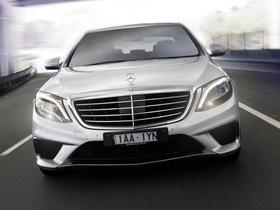 Ver foto 2 de Mercedes S63 AMG W222 2013