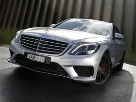 Fotos de Mercedes S63 AMG W222 2013