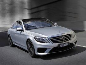 Ver foto 7 de Mercedes S63 AMG W222 2013
