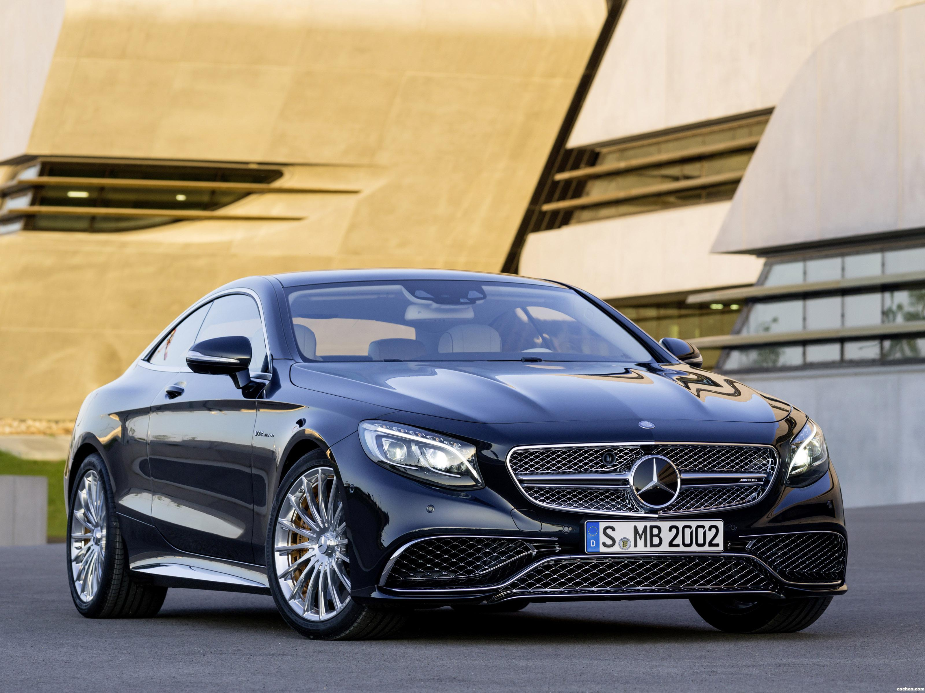 fotos de mercedes clase s s65 amg coupe c217 2014 foto 1. Black Bedroom Furniture Sets. Home Design Ideas