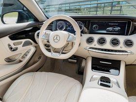 Ver foto 18 de Mercedes Clase S S65 AMG Coupe C217 2014