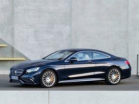 Ver foto 3 de Mercedes Clase S S65 AMG Coupe C217 2014