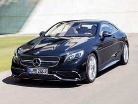 Ver foto 1 de Mercedes Clase S S65 AMG Coupe C217 2014