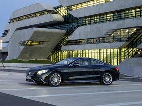 Ver foto 15 de Mercedes Clase S S65 AMG Coupe C217 2014