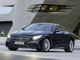 Ver foto 14 de Mercedes Clase S S65 AMG Coupe C217 2014