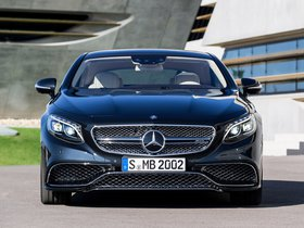 Ver foto 12 de Mercedes Clase S S65 AMG Coupe C217 2014