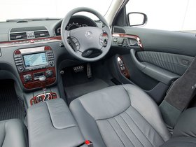 Ver foto 11 de Mercedes Clase S S65 AMG UK W220 2004