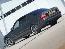 Ver foto 2 de Mercedes Clase S S65 AMG UK W220 2004