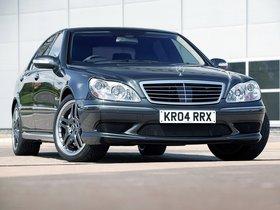 Fotos de Mercedes Clase S S65 AMG UK W220 2004