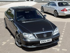 Ver foto 10 de Mercedes Clase S S65 AMG UK W220 2004