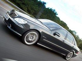 Ver foto 7 de Mercedes Clase S S65 AMG UK W220 2004