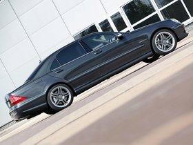 Ver foto 5 de Mercedes Clase S S65 AMG UK W220 2004