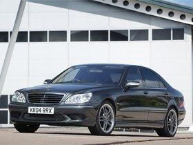 Ver foto 4 de Mercedes Clase S S65 AMG UK W220 2004