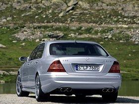 Ver foto 6 de Mercedes Clase S65 AMG W220 2003