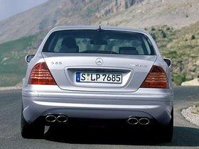 Ver foto 5 de Mercedes Clase S65 AMG W220 2003