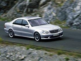 Ver foto 4 de Mercedes Clase S65 AMG W220 2003